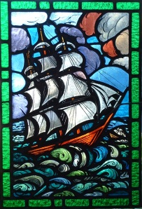 Stained_Glass_Ship_at_sea