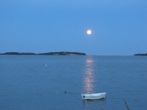 pleasant bay moon